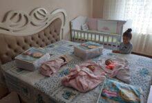 """Pendik Belediyesi """"Hoşgeldin Bebek Kampanyası""""nı Yeniden Başlattı"""