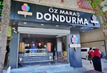 Öz Maraş Dondurma Mehmet Usta Pendik'te Bir Marka