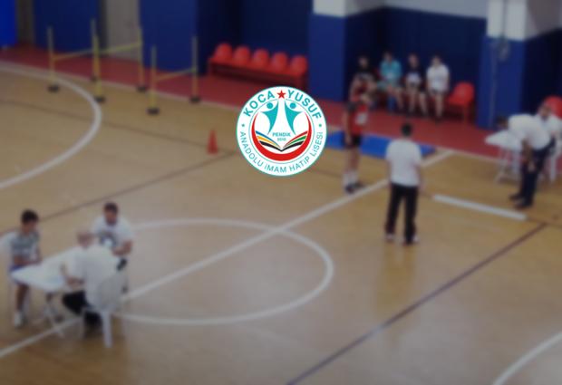CANLI YAYIN   Koca Yusuf AİHL Spor Proje Okulu Yetenek Sınavı