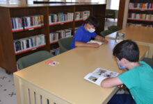 Kütüphaneler Yeniden Kapılarını Açtı